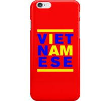 I AM VIETNAMESE iPhone Case/Skin
