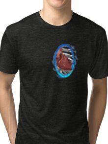 A Portal to my Heart Tri-blend T-Shirt