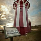Historic Hornby Light by Karen Scrimes