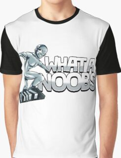 What A Noobs Graphic T-Shirt
