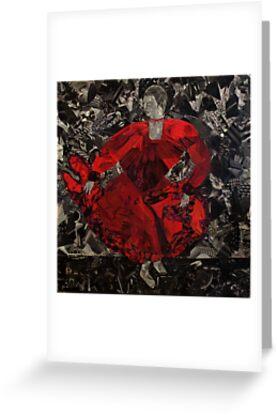 The Dancer by Sabrina  Bean