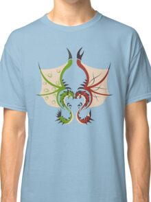 Heaven and Earth - Rathalos x Rathian Classic T-Shirt