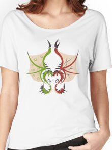 Heaven and Earth - Rathalos x Rathian Women's Relaxed Fit T-Shirt