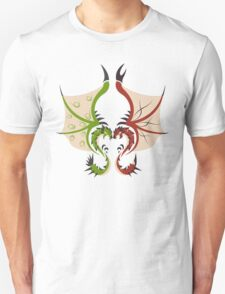 Heaven and Earth - Rathalos x Rathian T-Shirt