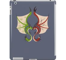 Heaven and Earth - Rathalos x Rathian iPad Case/Skin