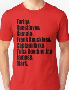 The Legendary Roots Crew  T-Shirt