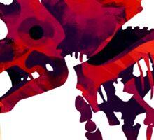 Play Dead Pet Dinosaur Sticker