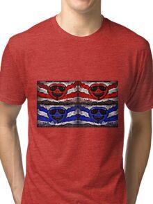 All American Alien Tri-blend T-Shirt