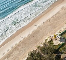 Surfer's Paradise in Miniature by Kristin Repsher