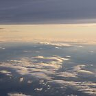 Dawn In The Skies Above England III by Richard J. Bartlett
