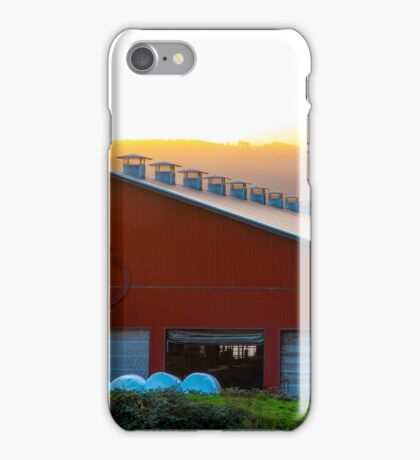 Mill Bay Stable iPhone Case/Skin