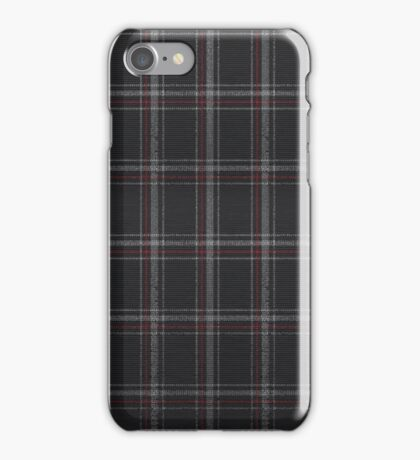 Ultimate Car Seat Pattern iPhone Case/Skin