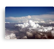 Far Above The Clouds II Canvas Print