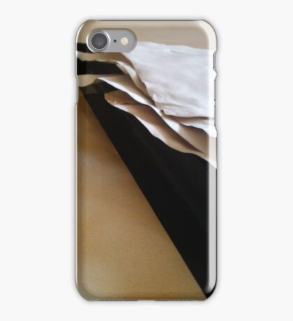 Crinkly Old Paper iPhone Case/Skin