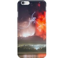 The fury of vulcan iPhone Case/Skin