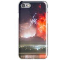 The fury of vulcan iPhone Case/Skin
