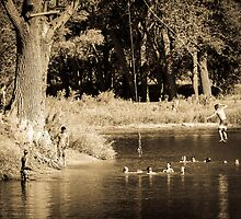 Summertime Fun by Brian Stalter