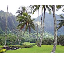Ko'Olina Country Club II, Hawaii Photographic Print