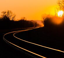 Burning Rails by Brian Stalter