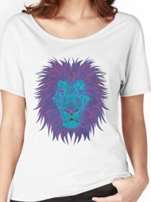 Blue Lion Women's Relaxed Fit T-Shirt