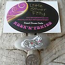 Rock'N'Ponies - LITTLE SILVER FILLY by louisegreen