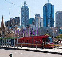 Melbourne , Australia by grorr76