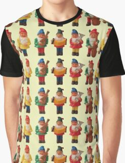 A Band of Gnomes Graphic T-Shirt
