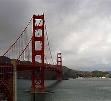 Golden Gate, San Francisco by Keith Farris