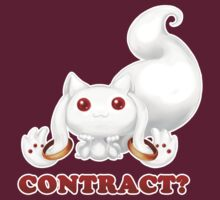 Kyubey - Contract? by aini