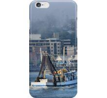 Snow White Returns - Newcastle Harbour NSW Australia iPhone Case/Skin