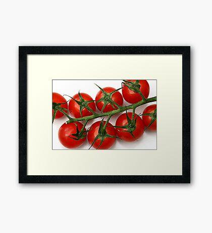 Cherry Ripe Framed Print
