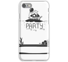 Party Hard iPhone Case/Skin