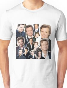 Colin Firth Unisex T-Shirt