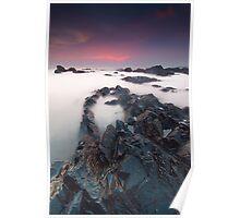 Meteor Sunrise Poster