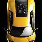 Lamborghini  by PerkyBeans