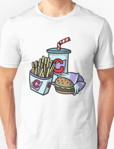 Large Cheeseburger Meal T-Shirt