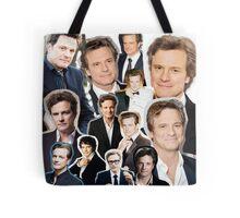 Colin Firth Tote Bag