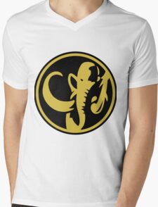 Mastodon Coin Mens V-Neck T-Shirt