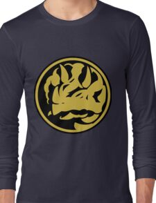 Triceratops Coin Long Sleeve T-Shirt