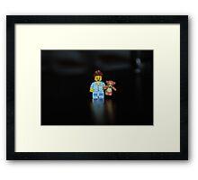 The Child Framed Print