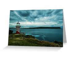 Let there be light - Hornby Light Greeting Card