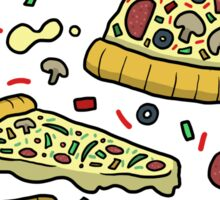 PIZZA PIZZA PIZZA! Sticker