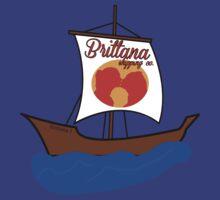 Brittana Shipping Company by Sadema