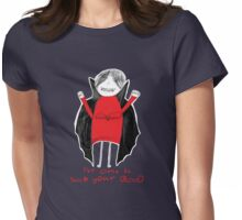 Drac Womens Fitted T-Shirt
