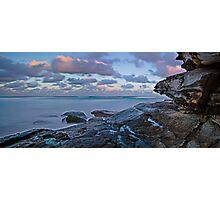 Tamarama Beach Pano Photographic Print