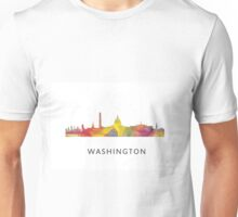 Washington, DC Skyline WB1 Unisex T-Shirt