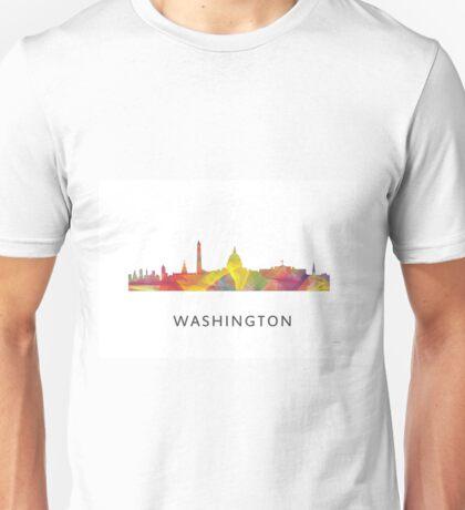 Washington, DC Skyline WB1 Unisex T-Shirt