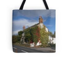 Ivy Cottage Tote Bag