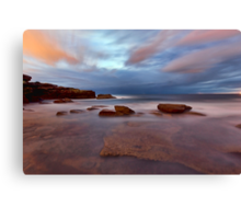 A Shot in the Dark - Little Bay, NSW Canvas Print