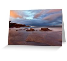 A Shot in the Dark - Little Bay, NSW Greeting Card